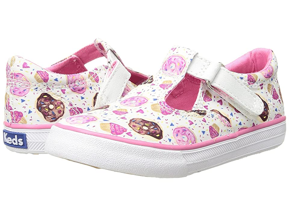 Keds Kids Daphne (Toddler/Little Kid) (Cupcake) Girl