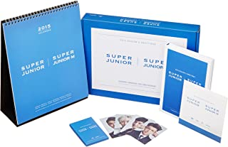 Super Junior & Super Junior M - 2015 Season's Greeting