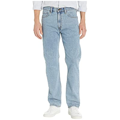 Signature by Levi Strauss & Co. Gold Label Regular Fit Jeans (Light Stonewash) Men