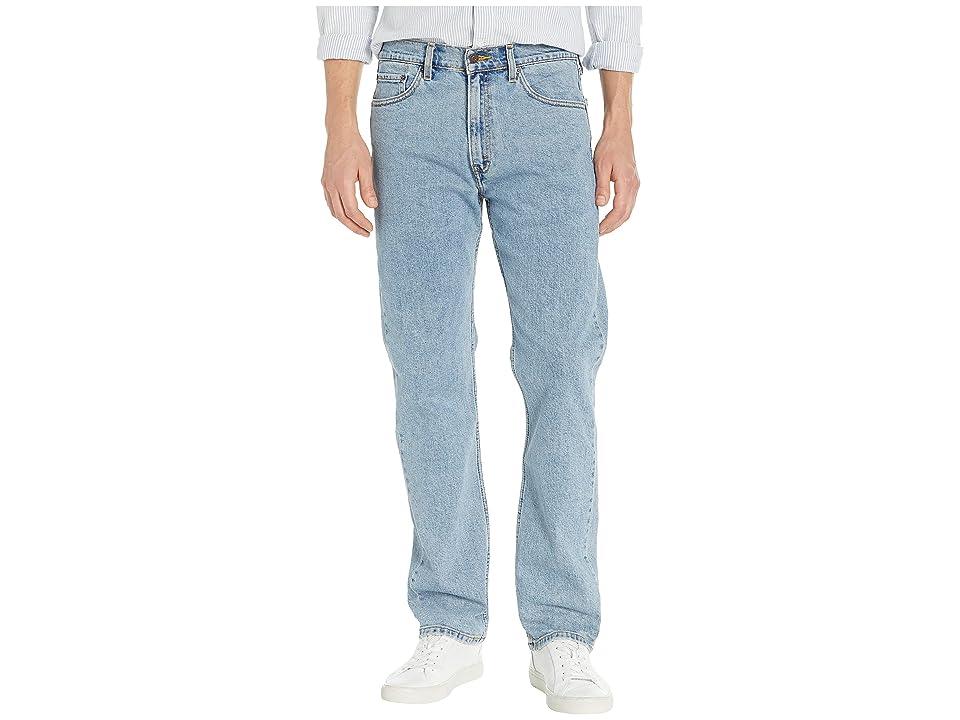Signature by Levi Strauss & Co. Gold Label Regular Fit Jeans (Light Stonewash) Men