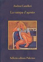 La vampa d'agosto (Il commissario Montalbano Vol. 10) (Italian Edition)