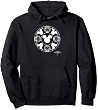 Disney Kingdom of Hearts Mickey Key Emblem Hoodie