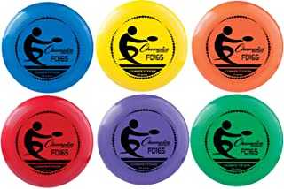 Champion Sports 165 Gram Plastic Disc - Assorted Colors