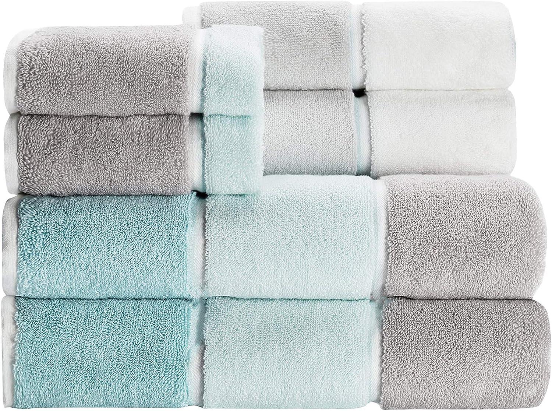 Maya Seaglass 6pc Set Towel Set