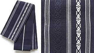 Kaku Obi - Cintura Tradizionale Giapponese per Arti Marziali - Blue - Made in Japan