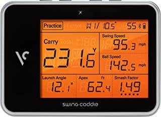 Voice Caddie Swing Caddie SC300 Portable Golf Launch Monitor