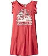 Sunstruck Days Dress (Little Kids/Big Kids)