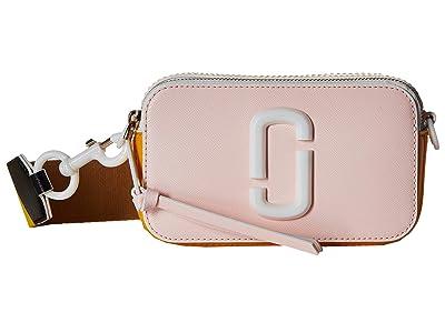 Marc Jacobs Snapshot Ceramic (Blush Multi) Handbags