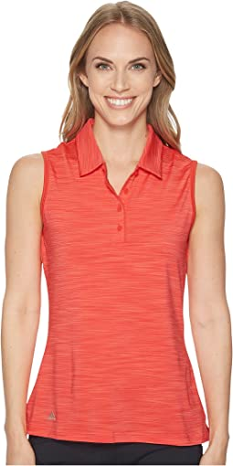 adidas Golf - Ultimate Sleeveless Polo