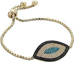 SHASHI - Evil Eye Tennis Bracelet
