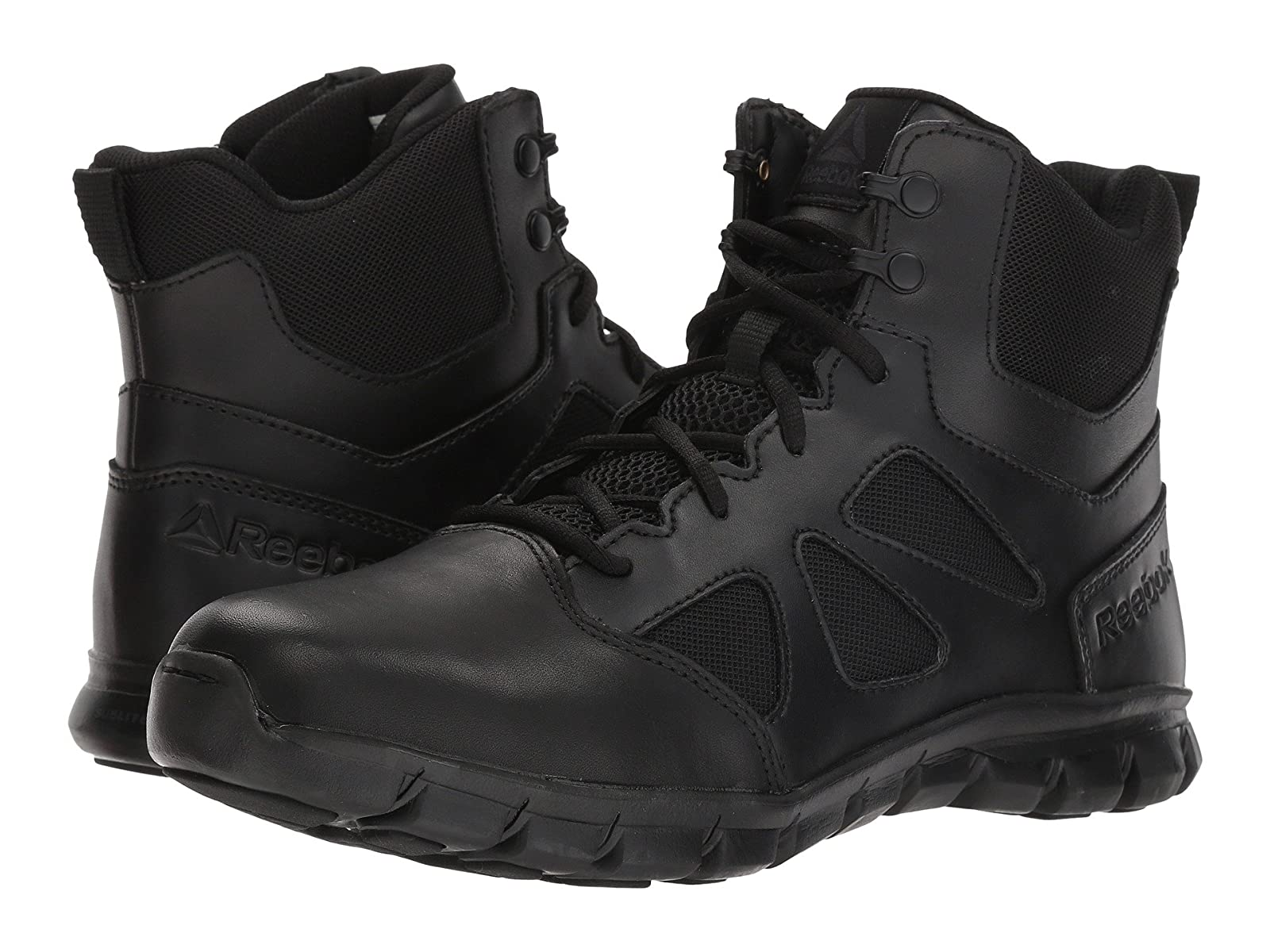 """Reebok Work Sublite Cushion Tactical 6"""" BootEconomical and quality shoes"""