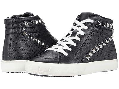 Steve Madden Tracey Sneaker (Black) Women