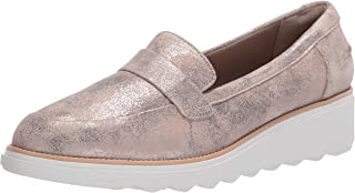 Clarks Women's Sharon Gracie Penny Loafer