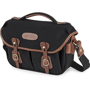 Billingham Hadley Digital Bolso para cámara, Negro / marrón claro ...