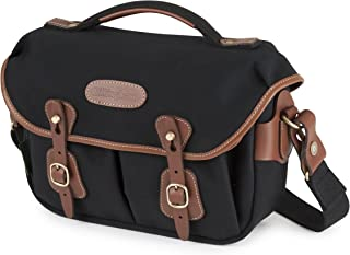 Billingham Hadley Small Pro Camera Bag (Black Canvas/Tan Leather)