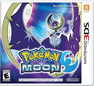 Pokémon Moon - Nintendo 3DS (Renewed)