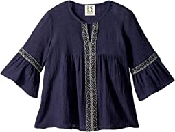 People's Project LA Kids - Tessy Woven Blouse (Big Kids)