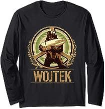 Wojtek Soldier  Wojtek Bear The Bear Hero  Long Sleeve T-Shirt