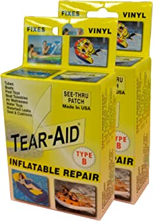 Tear-Aid Repair Type B Vinyl Inflatable Kit