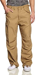 Surplus Raw Vintage Mens Cargo Fatigues Trousers