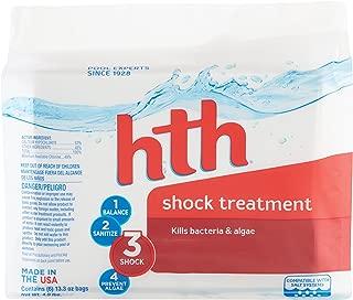 hth Pool Shock Shock Treatment (52001)