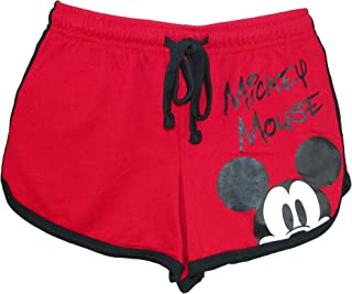 Disney Junior Ladies Mickey Mouse Peeking Short
