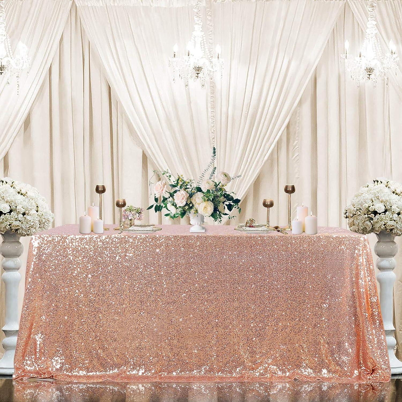 Sequin Tablecloth 60