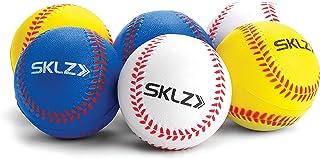 SKLZ Foam Training Baseballs, 6-Pack