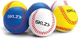 SKLZ Foam Training Baseballs, 6-Pack