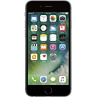 Apple iPhone 6S, 128GB, Space Gray - for AT&T/T-Mobile (Renewed)