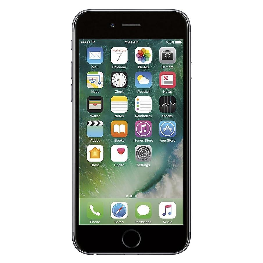 Apple iPhone 6S, GSM Unlocked, 16GB - Space Gray (Refurbished)
