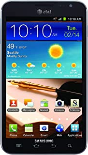 Samsung Galaxy Note I717 16GB Unlocked GSM 4G LTE Android Smartphone - Carbon Blue