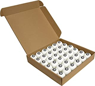 GoPong Official Beer Pong Balls (Pack of 36), White