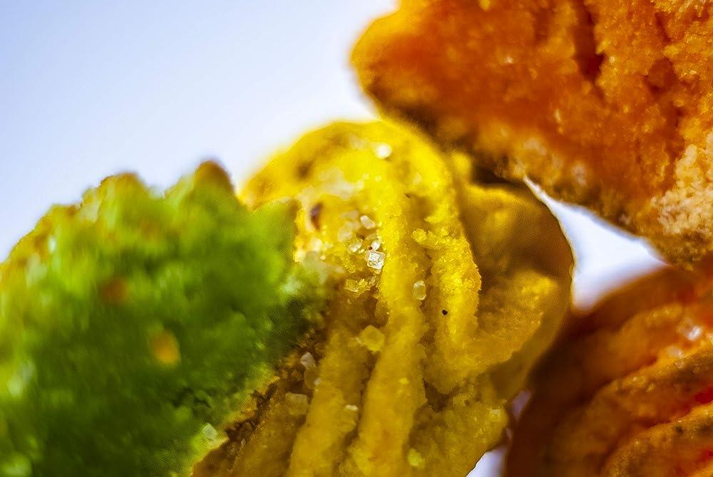Paste di mandorla siciliana,al gusto di pistacchio lime arancia mandarino,prodotto artigianale,1,5 kg