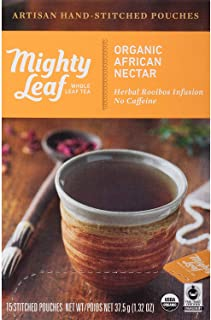 Best mighty leaf tea african nectar Reviews