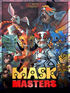 Best mask master animation Reviews