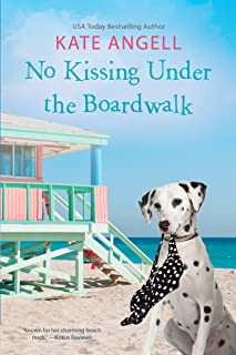 No Kissing under the Boardwalk (Barefoot William Beach Book 7)