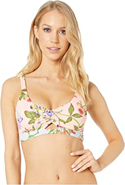 Garden Vines Cut Out Bralette