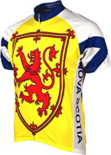 Adrenaline Promotions Canadian Provinces Nova Scotia Cycling Jersey
