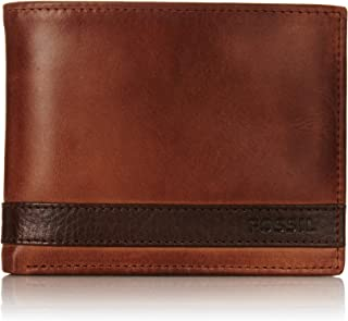 Fossil Men's Large Coin Pocket Bifold