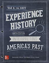 Looseleaf for Experience History, Vol 1: To 1877