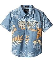 O'Neill Kids - Brotanical Short Sleeve Shirt (Toddler/Little Kids)