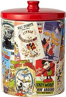disney character cookie jars