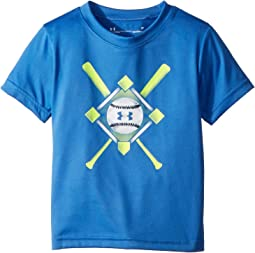 Under Armour Kids - Baseball Anthem Short Sleeve (Toddler)