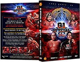 NJPW - G1 Special USA 2017 Night 2 DVD