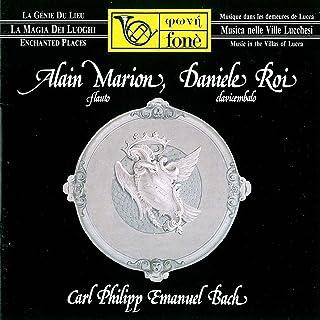 Alain Marion & Daniele Roi: Carl Philipp Emanuel Bach