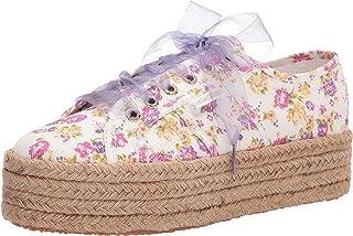 Superga 2790 Flowers Rope womens Sneaker