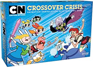 Cryptozoic Entertainment CN Crossover Crisis Animation Annihilation DBG Board Game