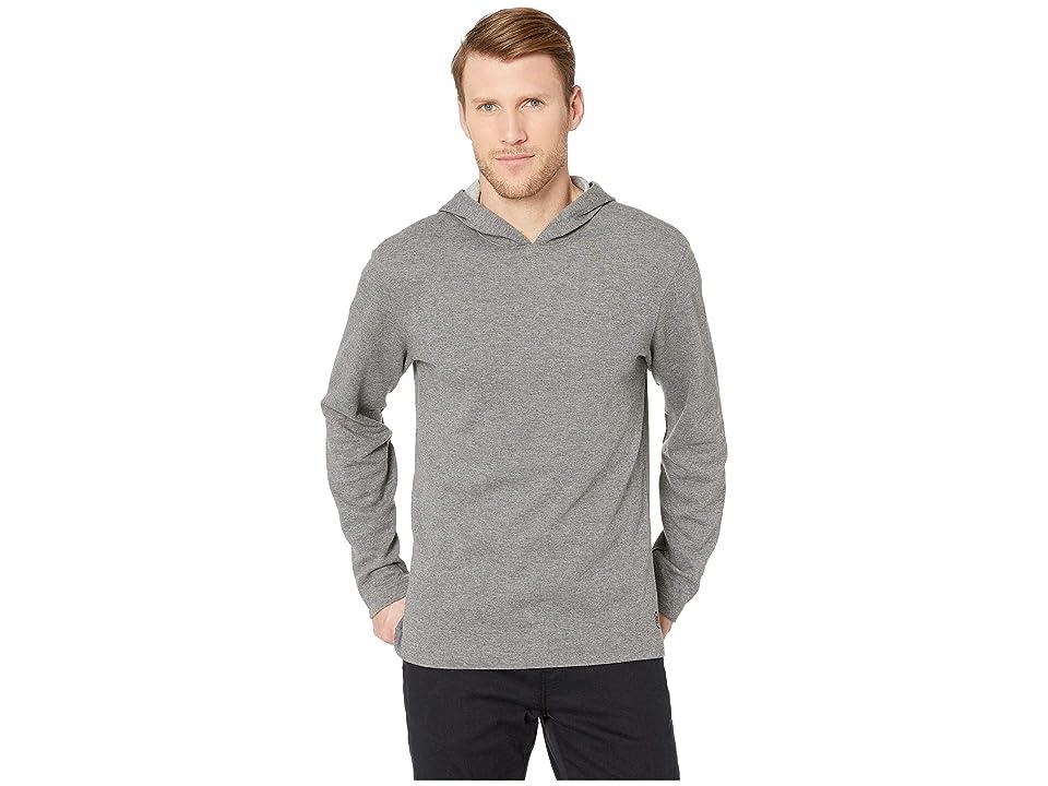 TravisMathew Flix Sweater (Heather Grey) Men