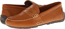 Tan Burnished Leather